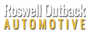 Roswell Outback Automotive, Logo